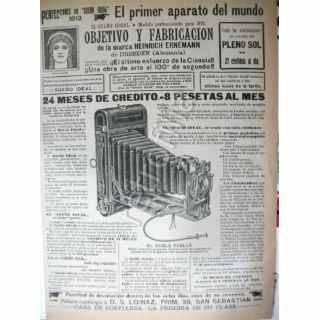 Publicidad Retro, Coleccion De 35,000 Hojas Originales
