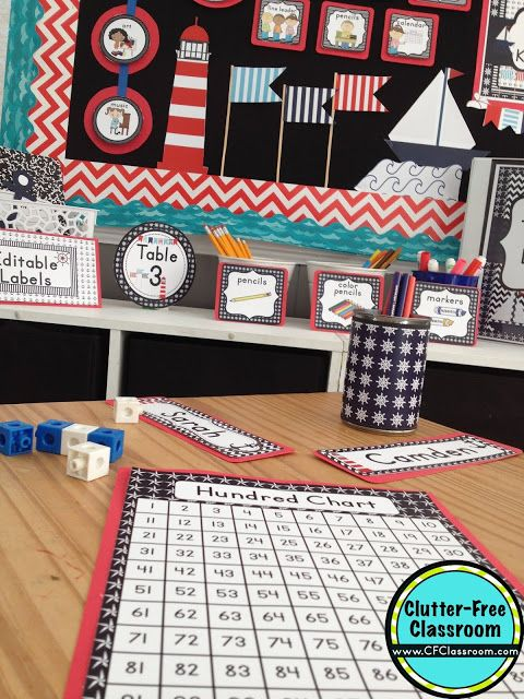 Classroom Decor And Supplies ~ Images about nautical classroom theme on pinterest