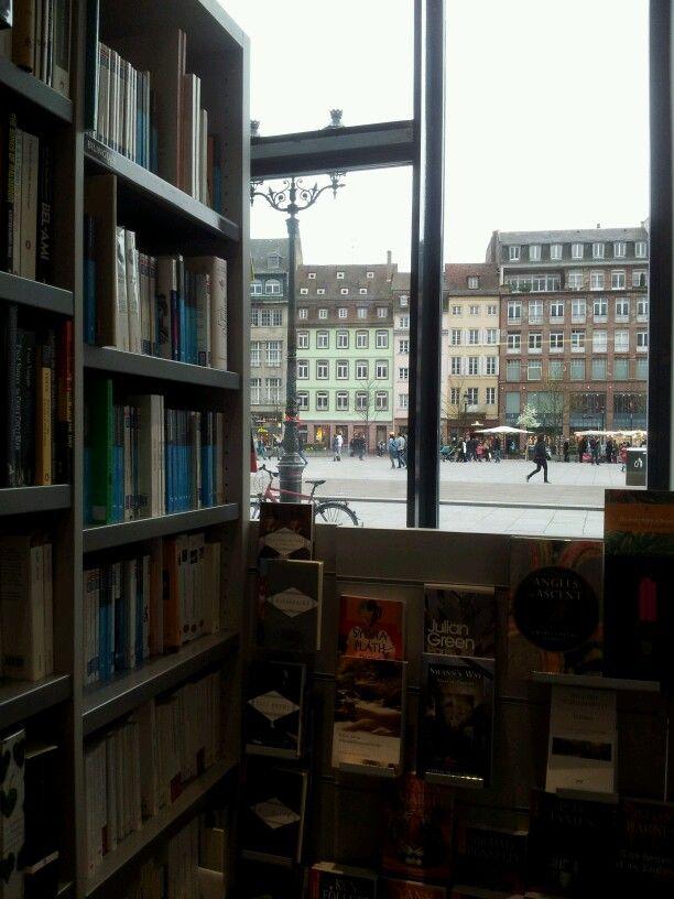 Librerías #Estrasburgo