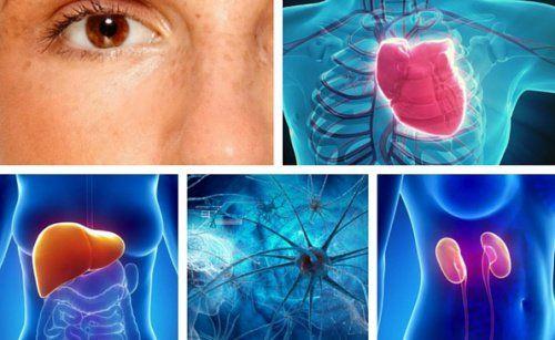 TU SALUD Y BIENESTAR : 10 partes del cuerpo que se ven afectadas por el e...