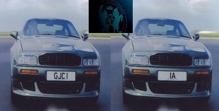 Norfolk Police Service Organised Crime COLD*CASE*FILES Lamborghini Ferrari Aston Martin - DVLA