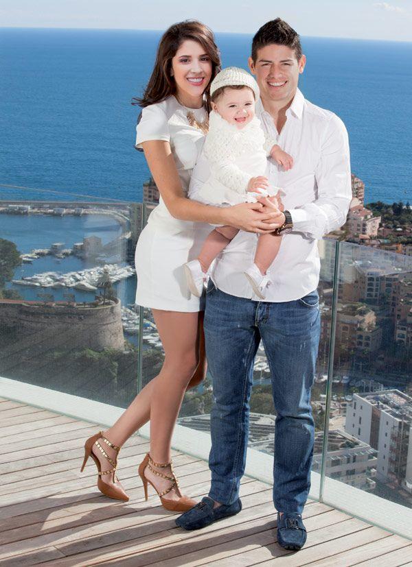 James Rodríguez: la nueva estrella del Real Madrid nos recibe en su casa de Mónaco #sociedad #fútbol