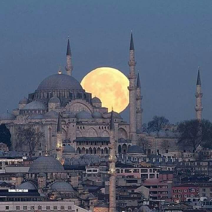 Süleymaniye Mosque ISTANBUL - Architect SINAN