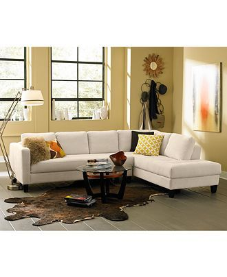 Shops Sectional Sofas And Furniture On Pinterest