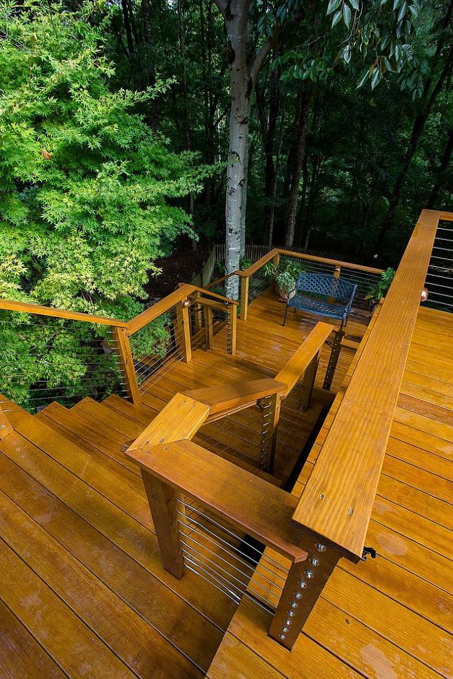 Best 54 Best Hillside Decking Stairs Ideas Images On 400 x 300
