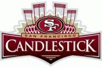 San Francisco 49ers stadium logo 2008 - present. Going to be sad when it's gone.
