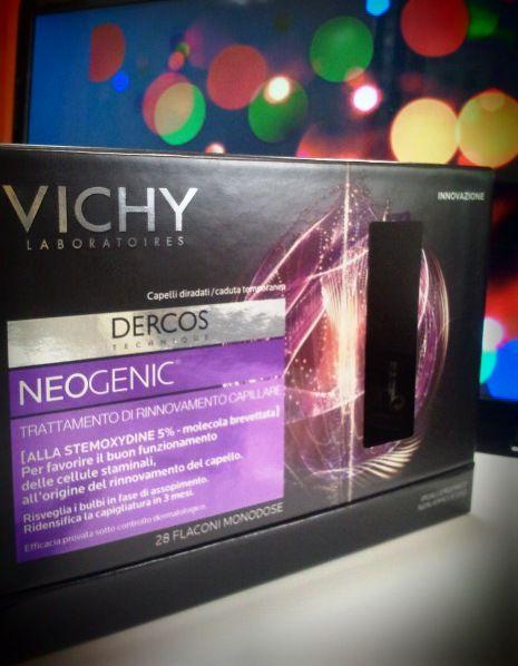 paczka Vichy dercos neogenic