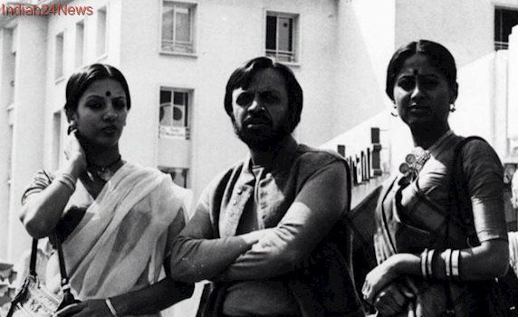 Shabana Azmi Shares Pic Of Cannes With Smita Patil And Shyam Benegal