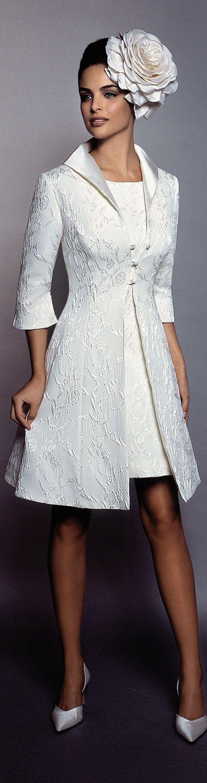 Antonio Riva white blazer  women fashion outfit clothing style apparel @roressclothes closet ideas
