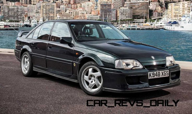 SuperSedan Debrief – 1993 Vauxhall Lotus Carlton