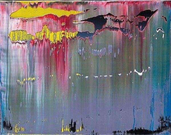 Gerhard Richter . La sublimation de la joie.