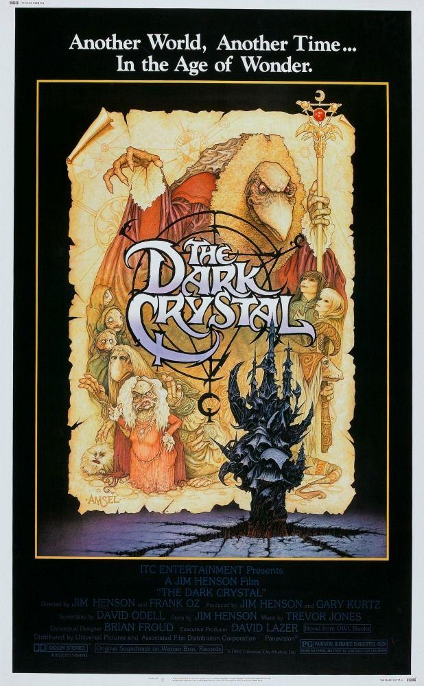 Темный кристалл (The Dark Crystal) 1982 смотреть онлайн