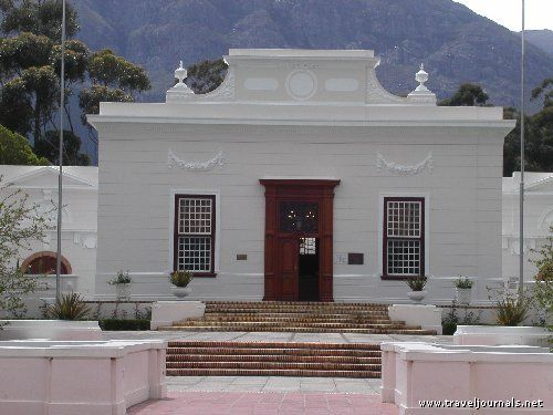 Dutch Architecture, Cape Town, South Africa