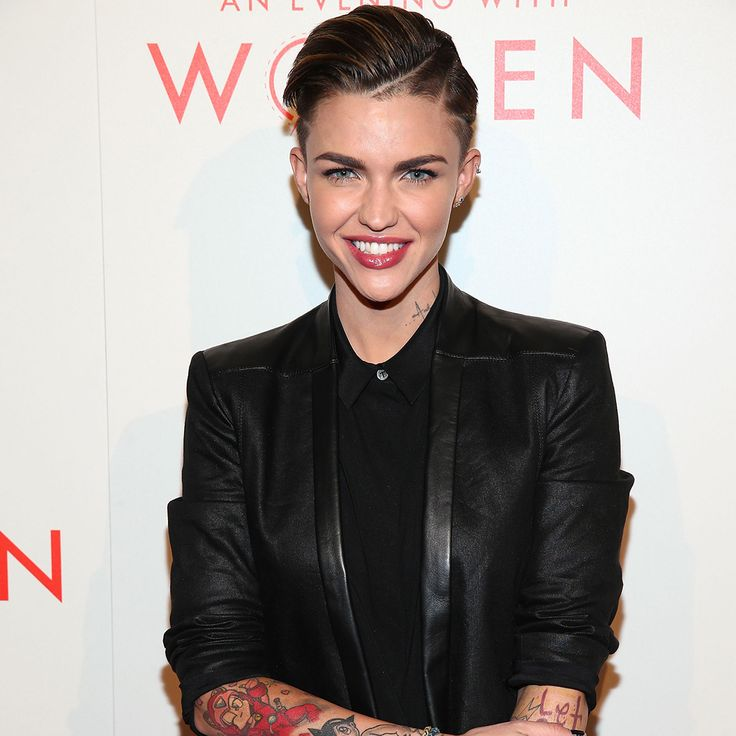 6 Pixie Cuts That Will Make You Look Just as Cool as Ruby Rose via Brit + Co. #RubyRose #hair #inspiration
