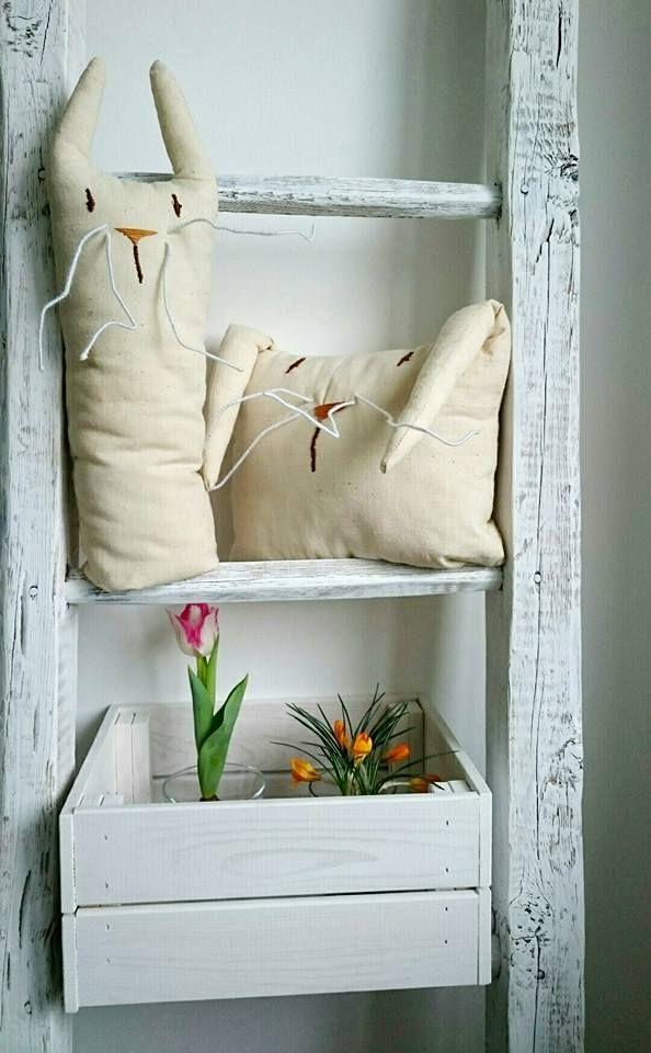 Nyúl varrás, húsvét, tavasz, gyerekjáték...Rabbit sewing, easter, child's play, spring!