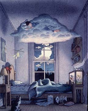 Gizmos, Gadgets, and Flying Frogs: The Art of William Joyce and David Wiesner