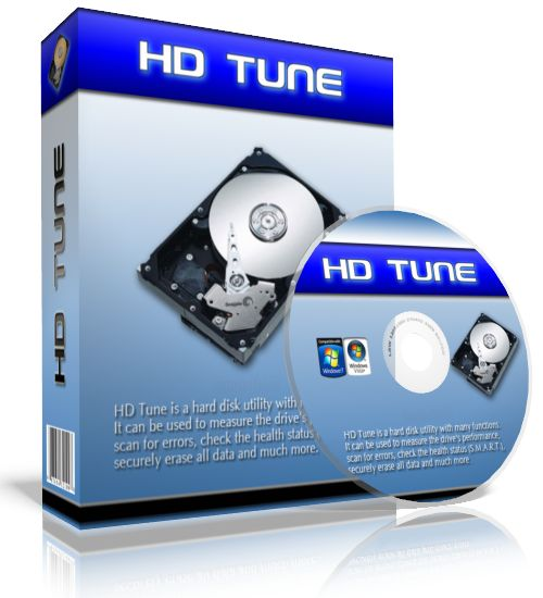 HD Tune Pro 5 Full v5.60 -İndir-
