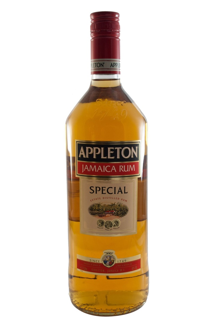 Appleton Rum Special Gold / 40% vol (1 Liter)