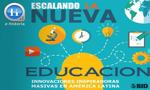 """En el marco de nuestra sección """"Libros"""", presentamos el texto """"Escalando la Nueva Educación – Innovaciones Inspiradoras masivas en América Latina"""", el cual es fruto de un concurso organizado por el Banco Internacional de Desarrollo (BID), durante el año 2014 en América Latina en que se buscaba relevar el aporte de las nuevas tecnologías en …"""