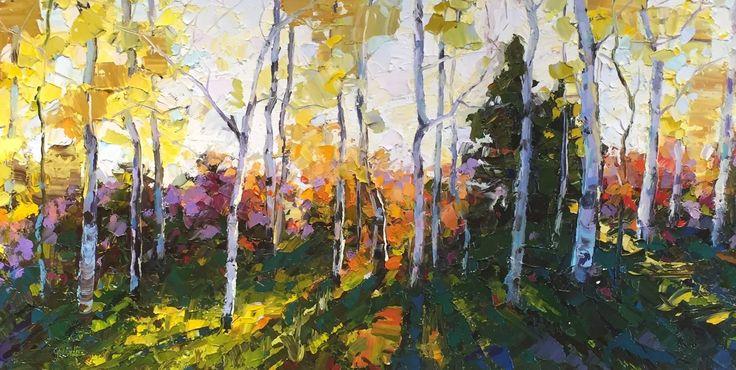 """Evening Shadows"", Garth Williams"