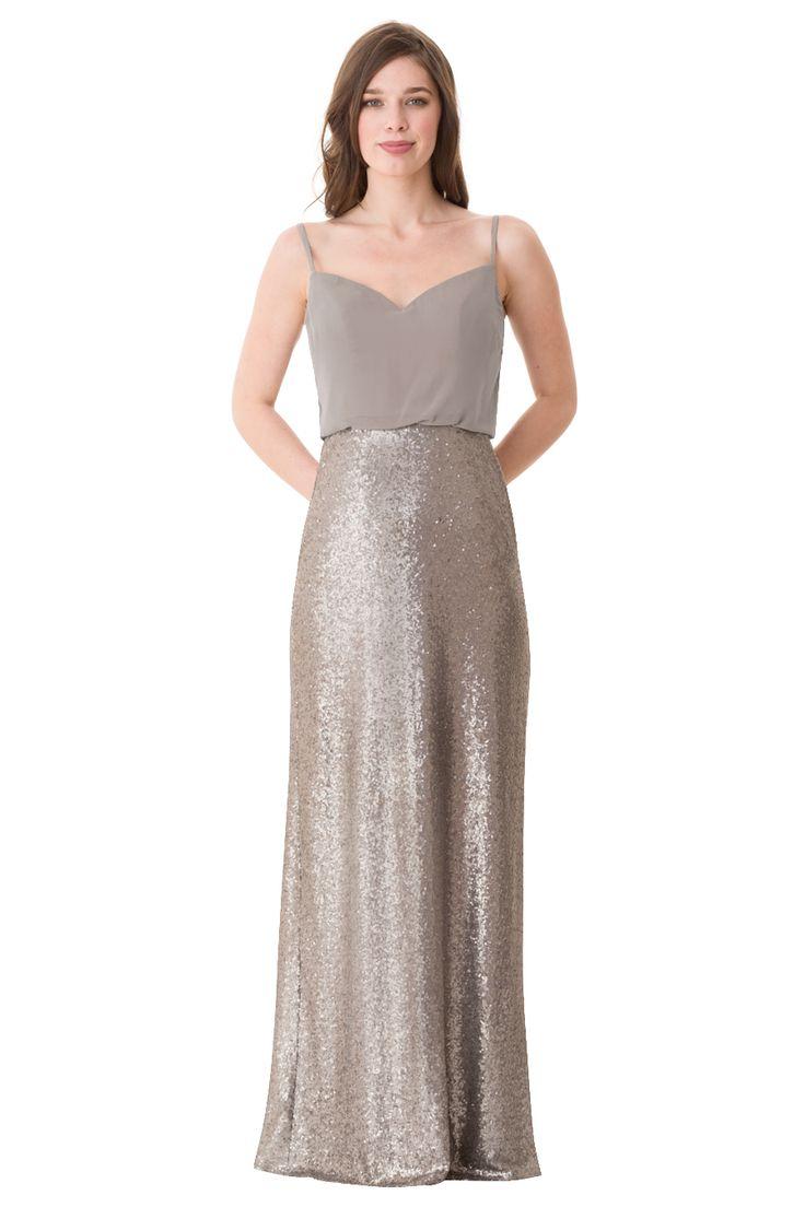 Wedding dresses on short brides   best Sequins images on Pinterest  Bridesmaids Weddings and