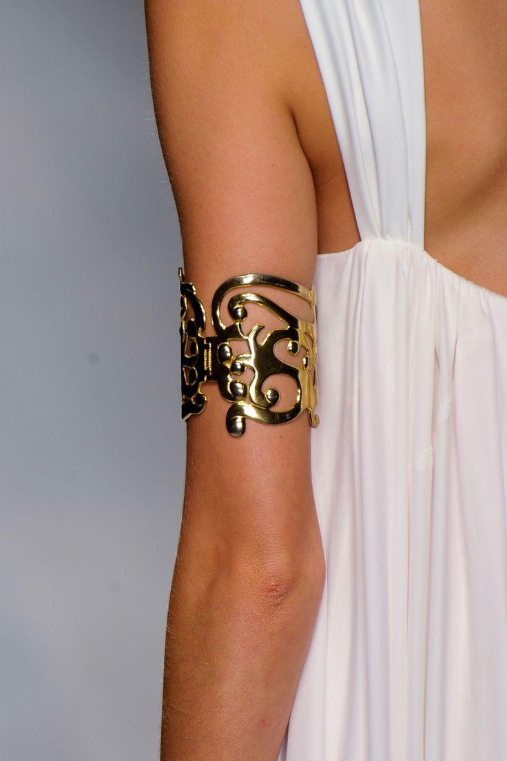 25 best ideas about arm cuffs on arm