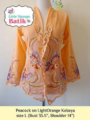 High & Luxurious Kebaya