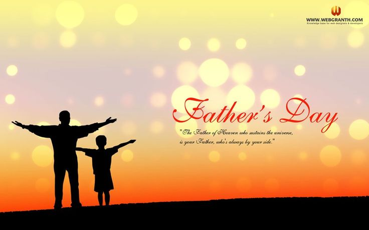 Happy Fathers Day Wallpaper HD...