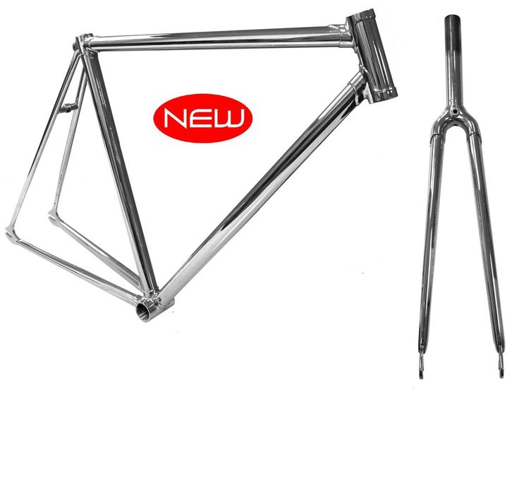 Montalbetti Telaio Messenger Cromato - Store For Cycling