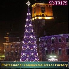 Custom Huge/Giant Commercial artificial christmas trees