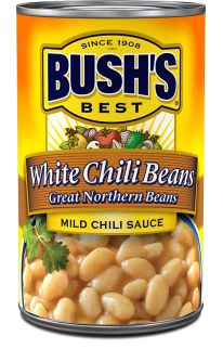 Easy White Chicken Chili Recipe | Bush's Beans