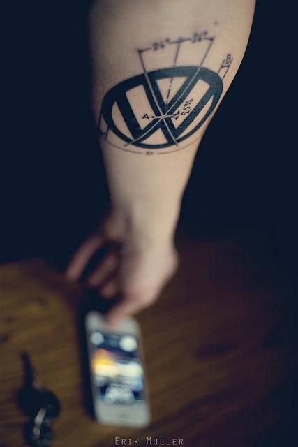 57 best vw and volvo tattoos images on pinterest tattoo ideas vw tattoo and car tattoos. Black Bedroom Furniture Sets. Home Design Ideas