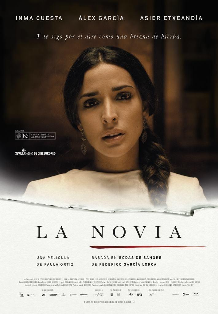 La novia (2015), Paula Ortiz.