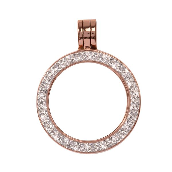 PSW03RGS Rose gold plated and 25mm #NikkiLissoni