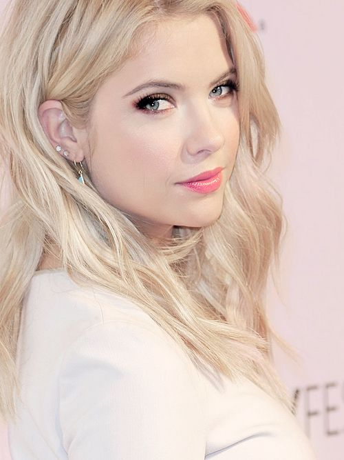 Ashley Benson - The perfect portrayal of Lily Parrish in the upcoming new 'Edge' book - title to be announced later.