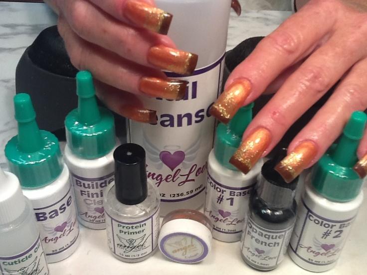 726 best AL Gel Nail Art images on Pinterest   Gel nail, Gel nail ...