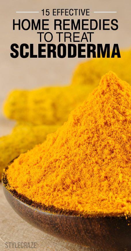 Natural Remedies For Morphea Scleroderma