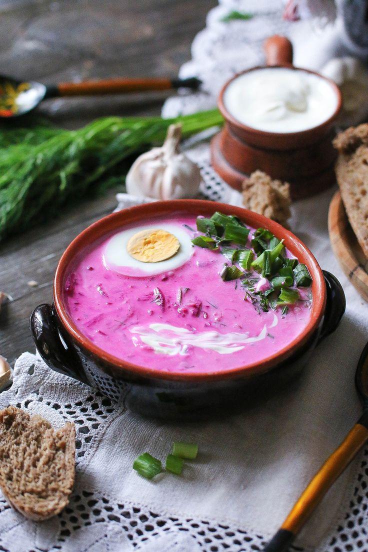 свекольник, рецепты супов, свекла, свекольный суп, холодный суп, холодник, белорусская кухня, русская кухня,