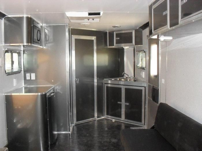 Cargo Trailer Camper Conversion Ideas - Invitation Samples Blog