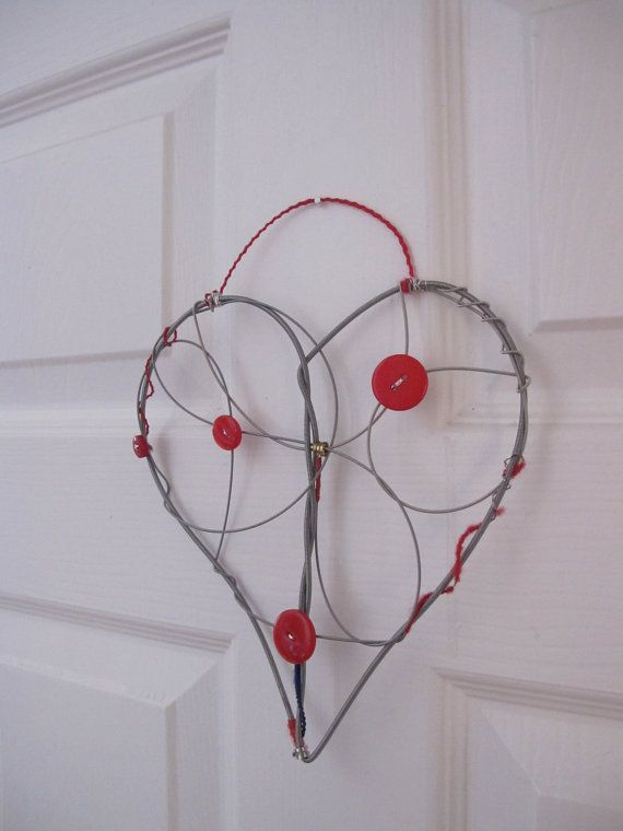 Custom Heartstring Love Wedding Favor Gift by Becorations on Etsy