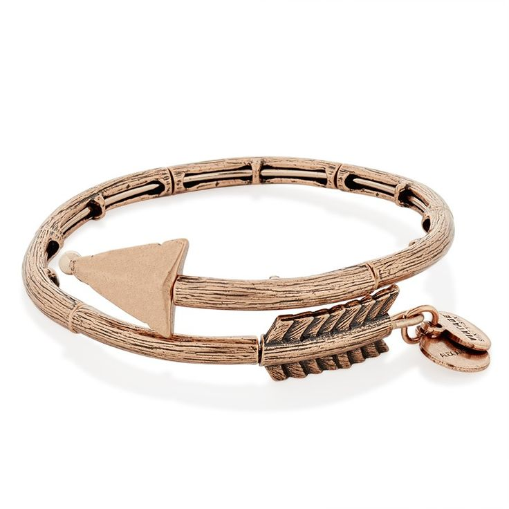 ALEX AND ANI | 2016 Valentine's Day | Eros Arrow Wrap...prefer in rose gold...purchased in Feb 2016.