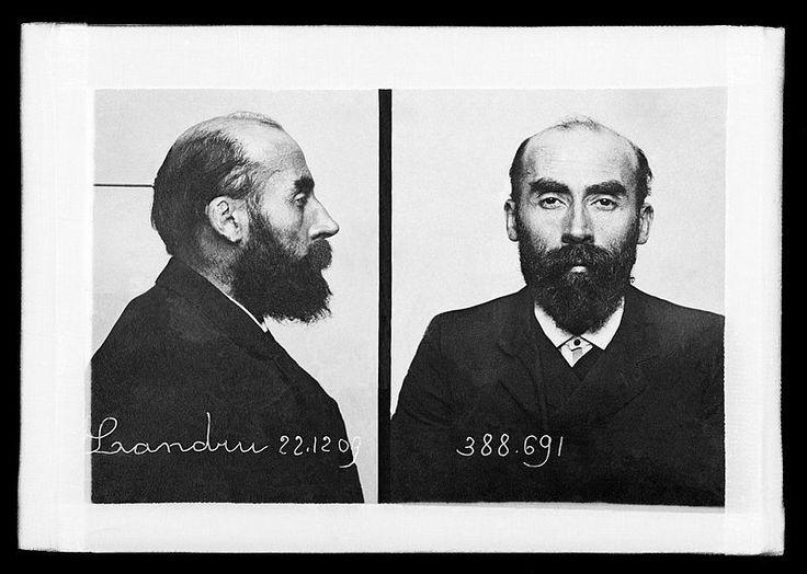 Henri Landru, el psicópata que sedujo, asesinó y descuartizó a jóvenes viudas de la IGM - Cuaderno de Historias