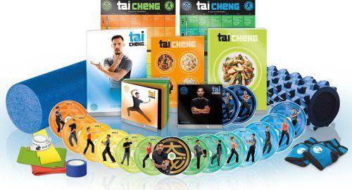 Tai Cheng DVD Workout - Master Kit