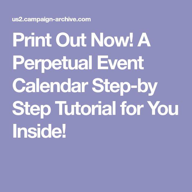Best 25+ Event calendar ideas on Pinterest 2017 events, Small - event calendar