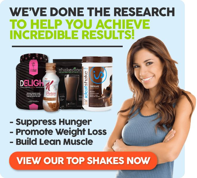 Interested in the best weight loss shakes on the market? We've reviewed your top meal replacement and weight loss shakes. This site gives you the results.