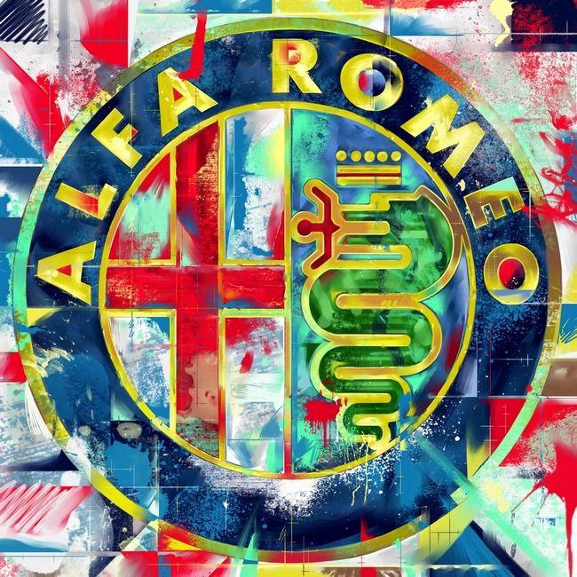 Alfa Romeo Logo - Toby Wilkinson