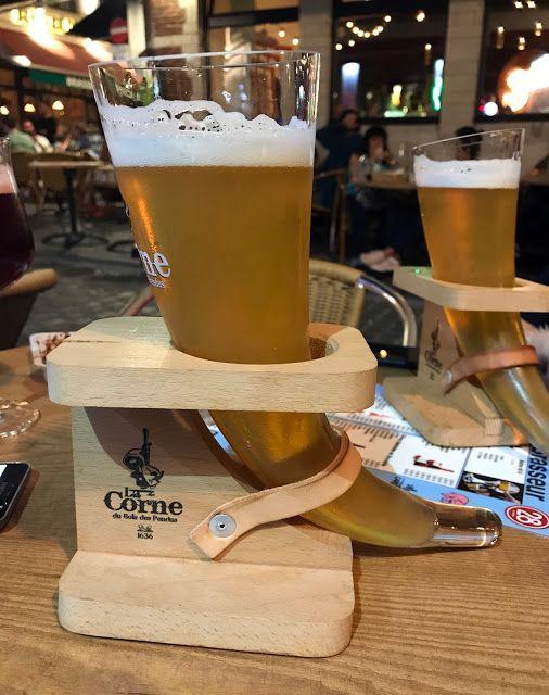 Very tasty belgian beer. In Belgium, they drink each beer from its special glass :)