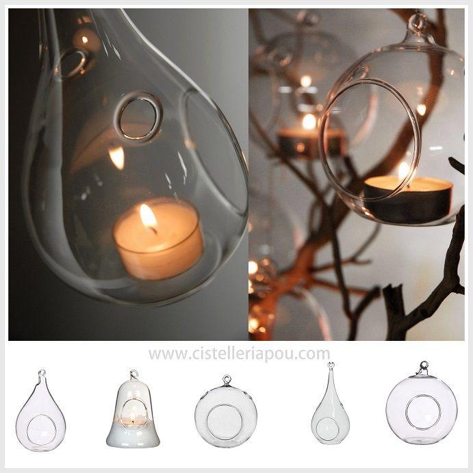 Mejores 42 im genes de cristal para decoraci n de bodas y - Proveedores de velas ...
