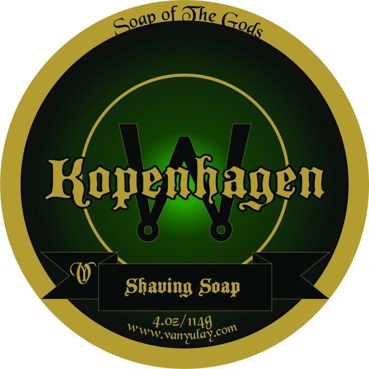 Kopenhagen Shaving Soap