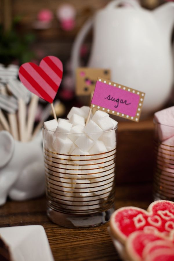 for coffee & candy bar